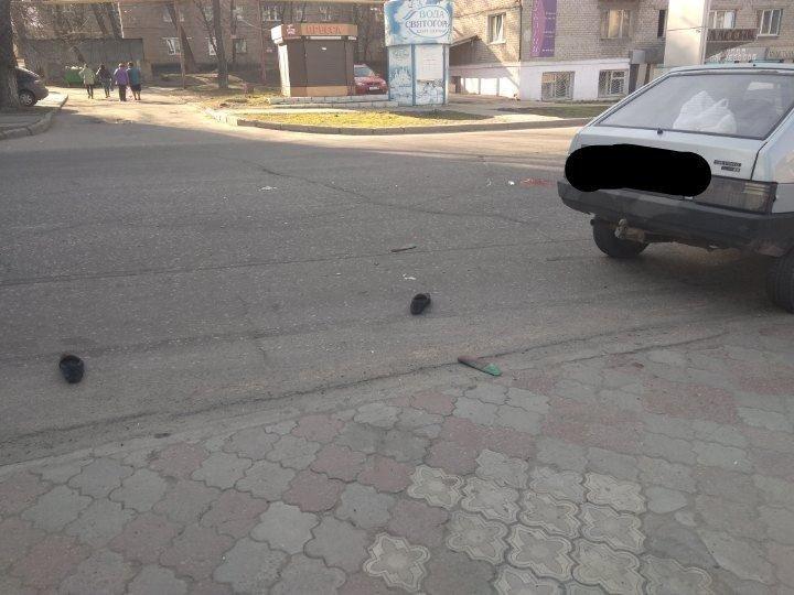 В Донецке парень после ДТП умер от кровотечения больше часа ожидая приезд «скорой», фото-1