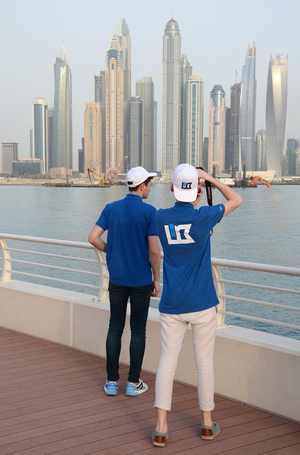 Борис Колесников отправил студентов Донетчины в архитектурный тур в Эмираты, фото-1
