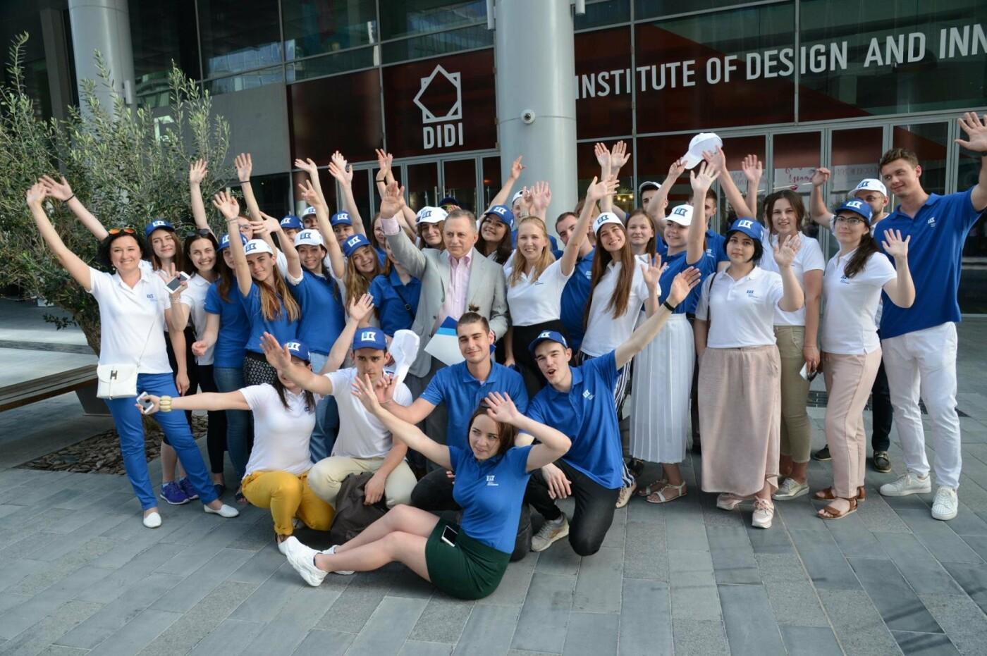 Борис Колесников отправил студентов Донетчины в архитектурный тур в Эмираты, фото-2