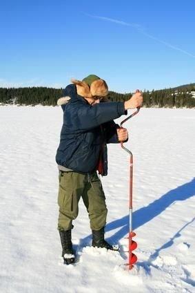Выбираем ледобур для зимней рыбалки , фото-1