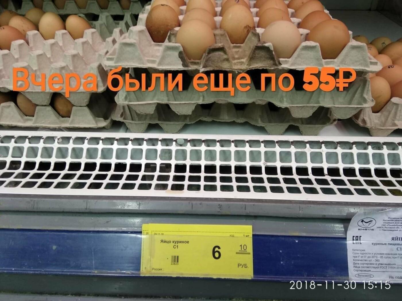 В Донецке резко выросли цены на хлеб и продукты первой необходимости, фото-5
