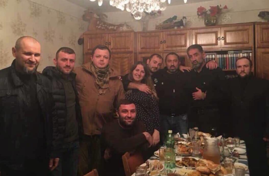 Бывший комбат «Донбасса» задержан в  Грузии, фото-1