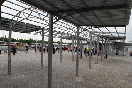 Что осталось от автовокзала Западный в Донецке, - ФОТО, фото-7