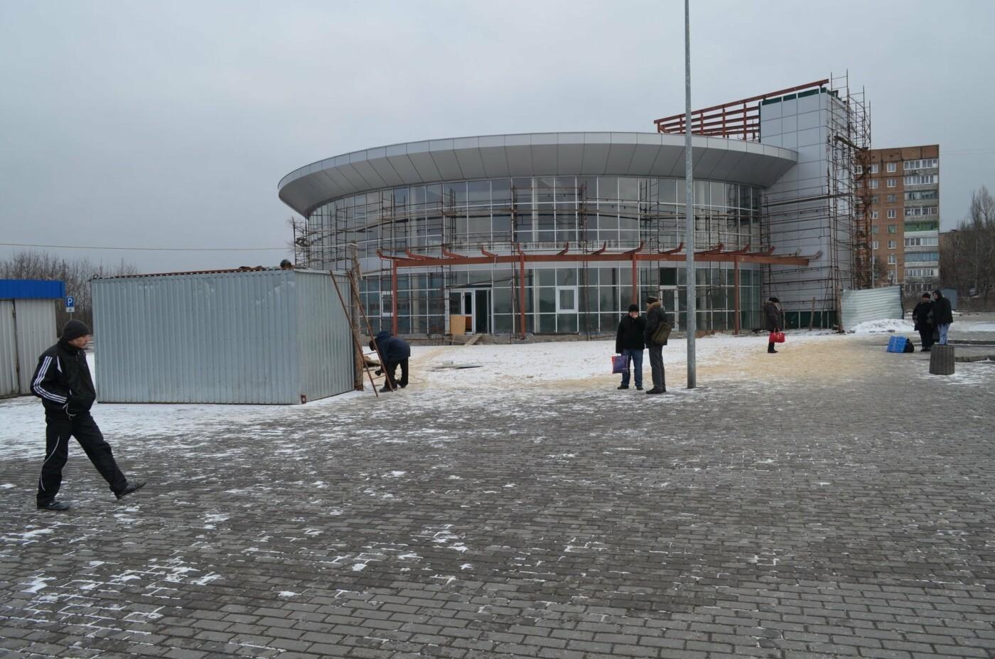 Что осталось от автовокзала Западный в Донецке, - ФОТО, фото-6
