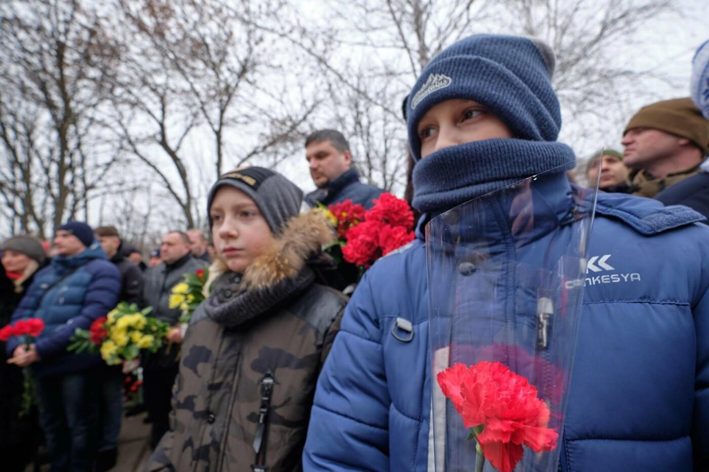 В Краматорске почтили память 17 горожан, погибших от обстрела российских оккупантов, - ФОТО, фото-3