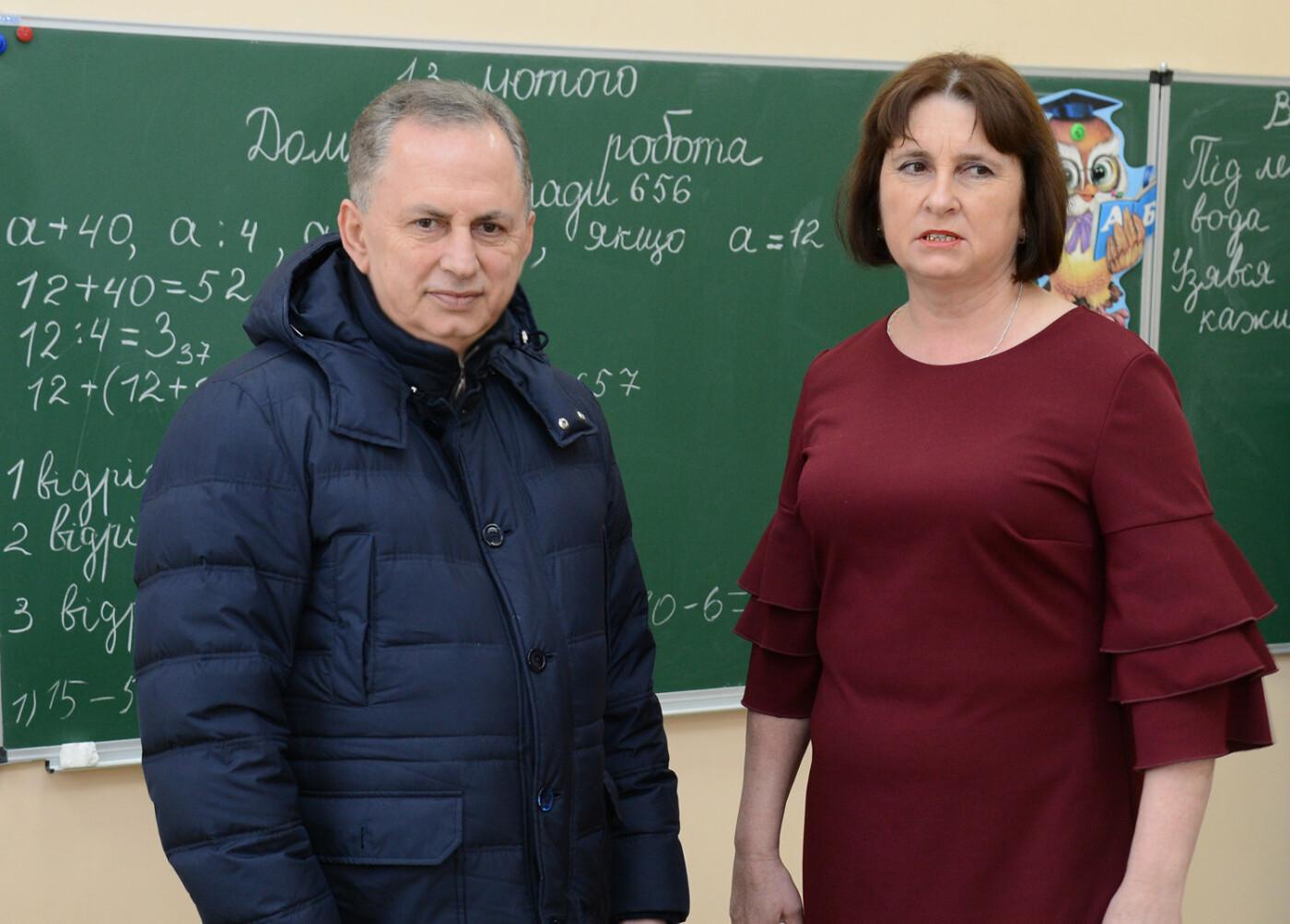 Борис Колесников провел встречу с одесскими студентами-пищевиками на ведущем предприятии Донецкой области , фото-1