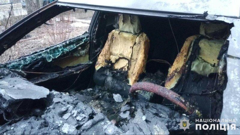В Донецкой области сожгли автомобиль секретаря горсовета, - ФОТО, фото-2