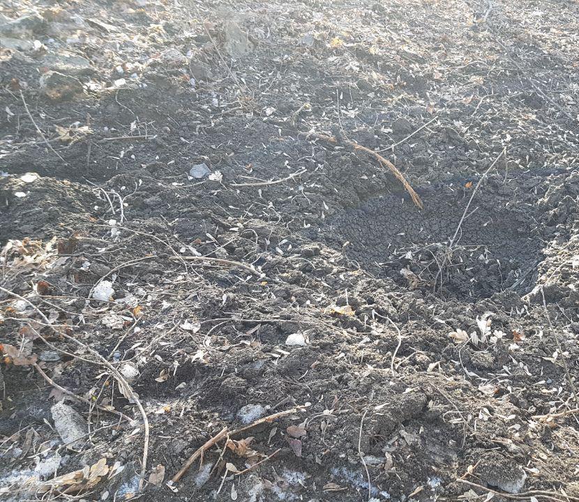 Появились фото с места взрыва в центре Донецка , фото-1