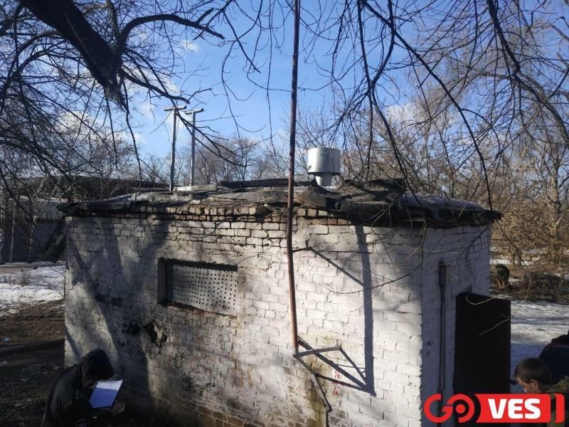Появились фото с места взрыва в центре Донецка , фото-3