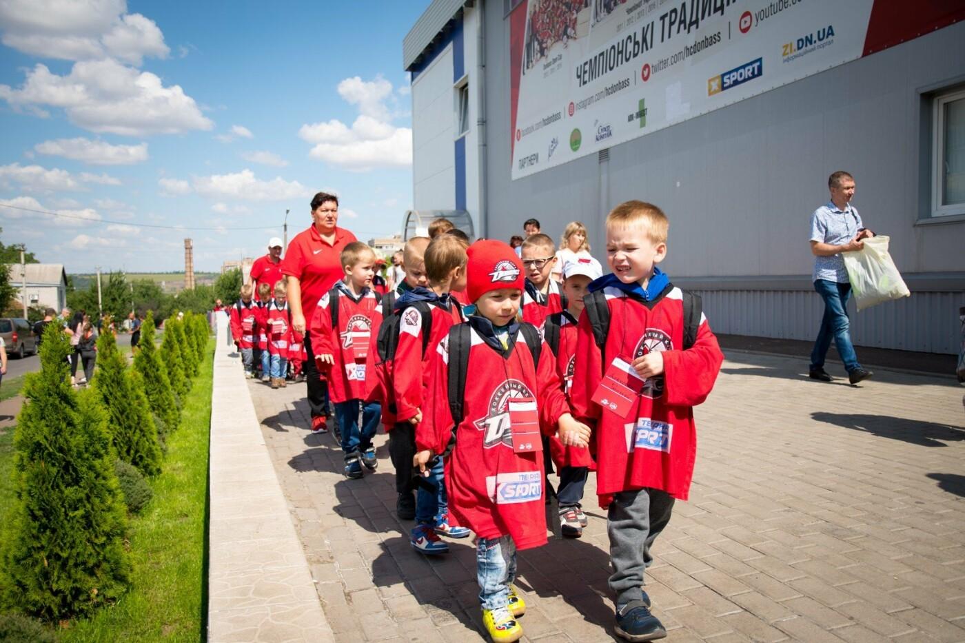 Ледовый сезон «Донбасса» торжественно открыт!, фото-3