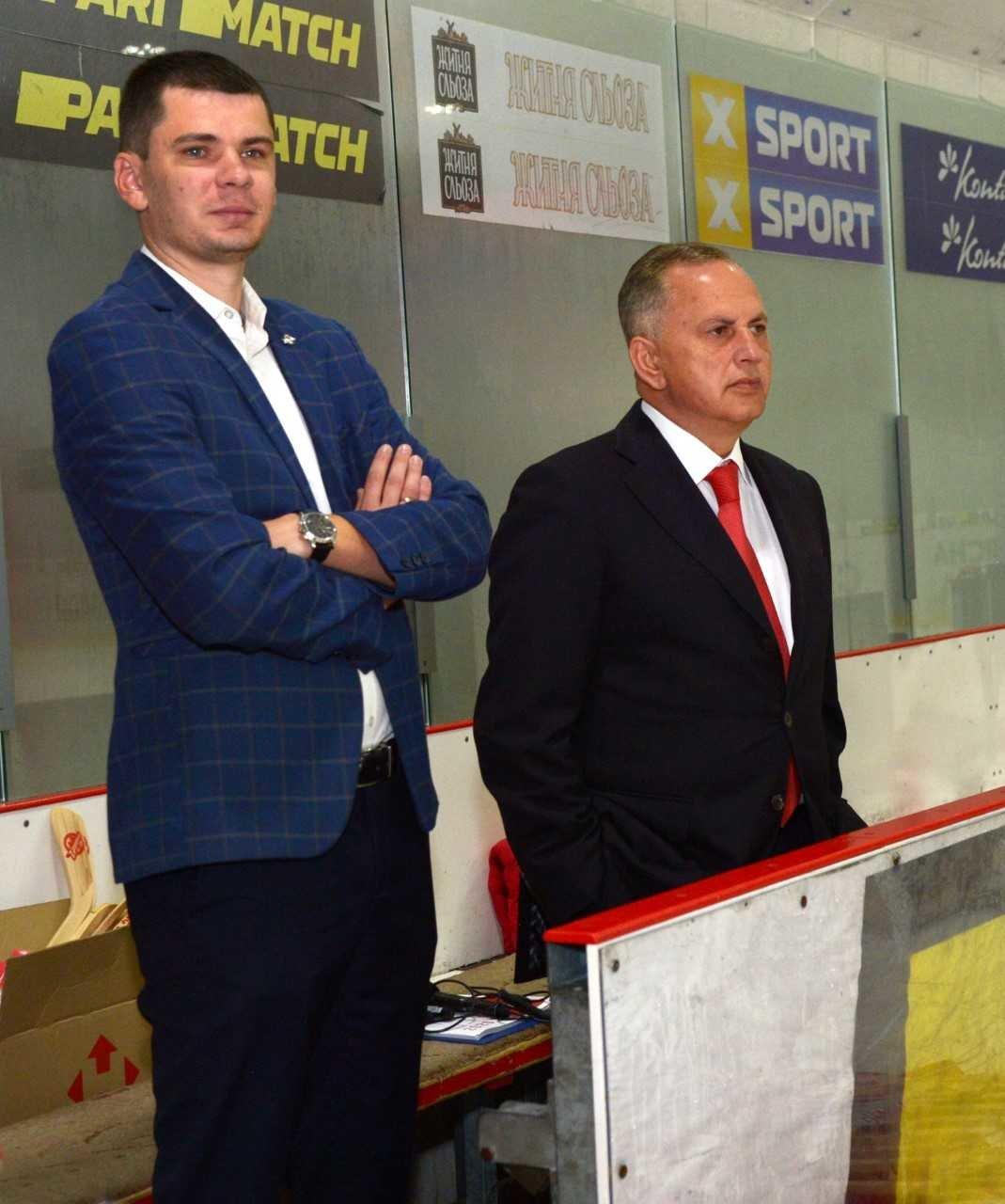 Ледовый сезон «Донбасса» торжественно открыт!, фото-12