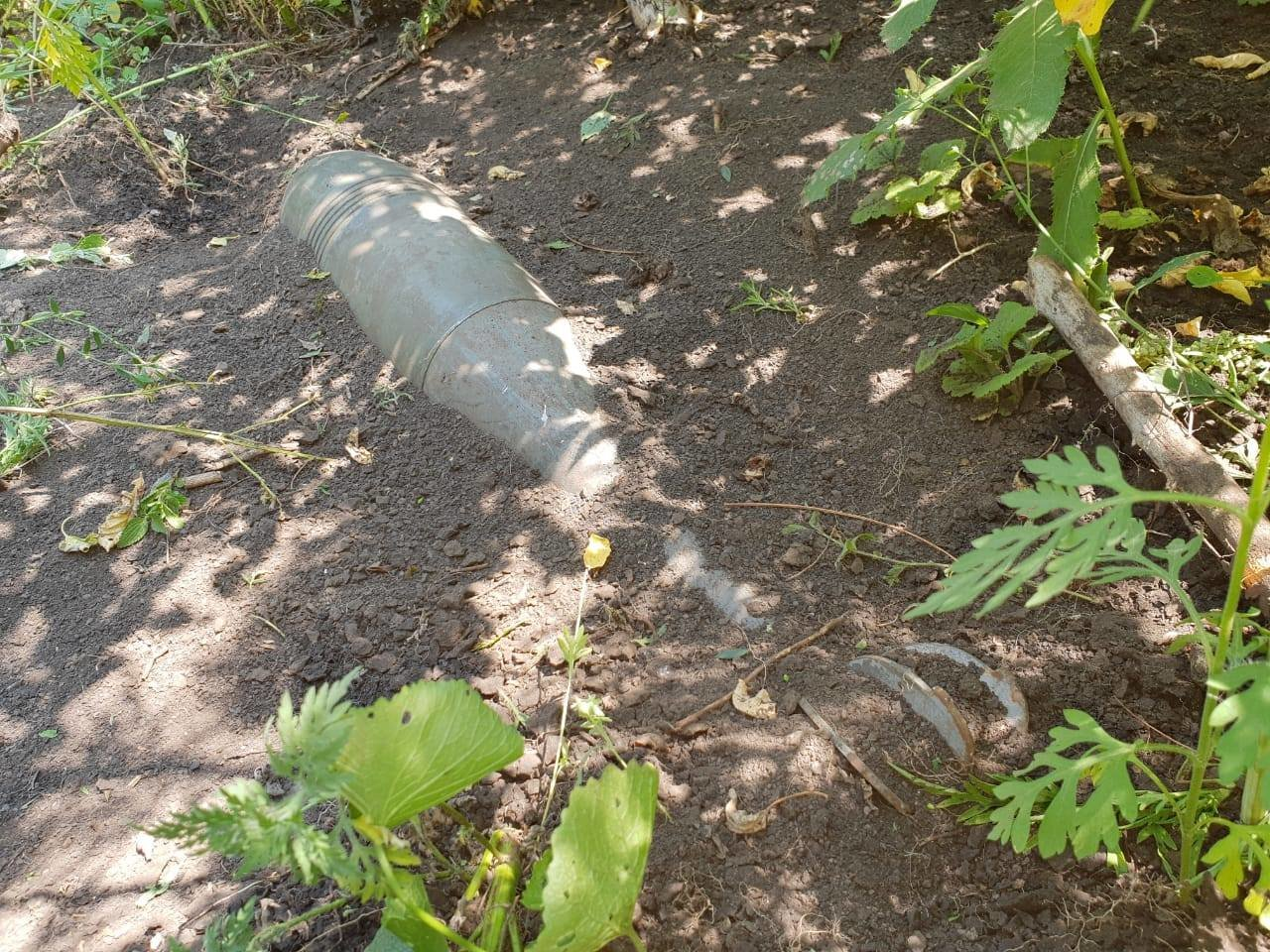 КПВВ «Майорск» временно закрыли - спасатели выявили мину, - ФОТО, фото-2