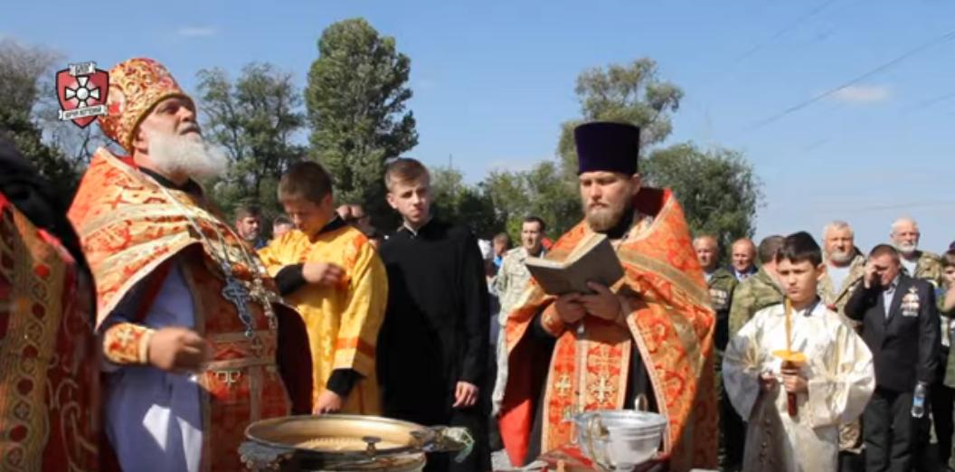 В Донецке установили памятник Николаю II, - ФОТО, фото-2