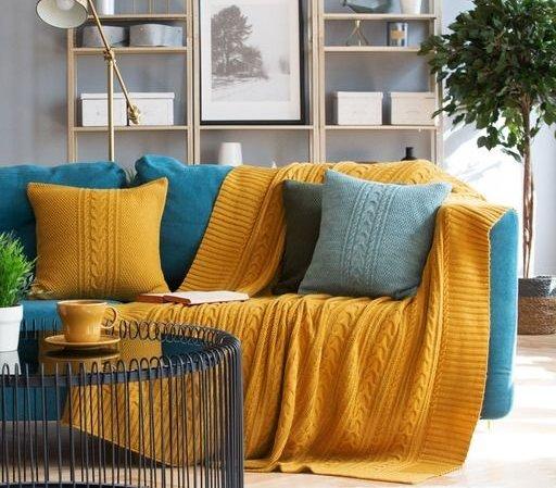 Как недорого украсить дом с помощью текстиля?, фото-2