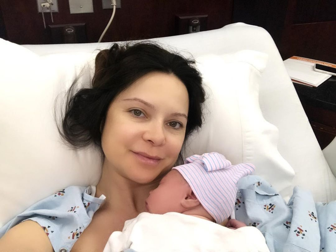 Уроженка Донецка, олимпийская чемпионка Лилия Подкопаева родила ребенка, фото-1