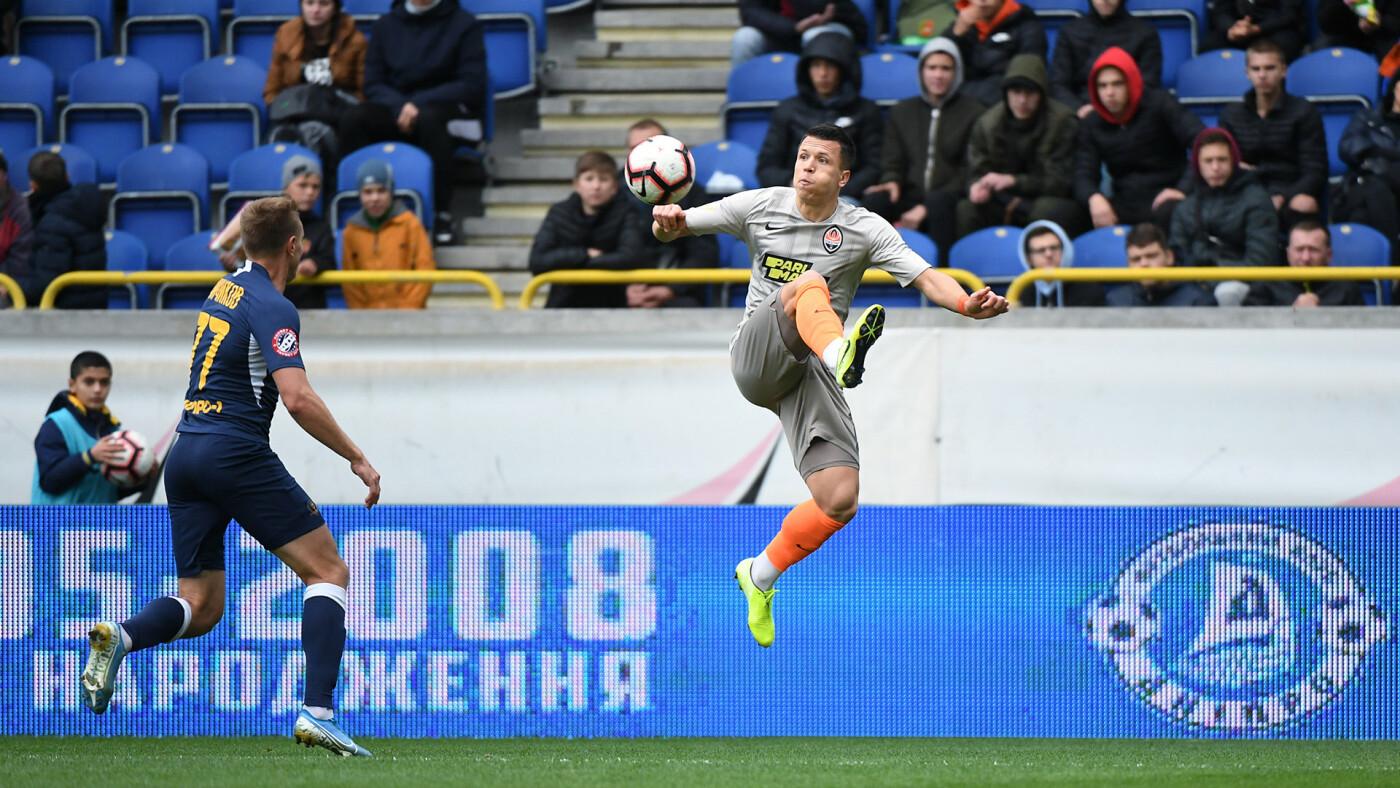 Голы Мораеса и Тайсона приносят победу «Шахтеру» в матче с «Днепром-1», - ФОТО, ВИДЕО, фото-4