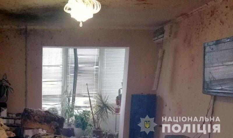 В Марьинке взрыв в квартире унес жизни двух человек, - ФОТО, фото-1