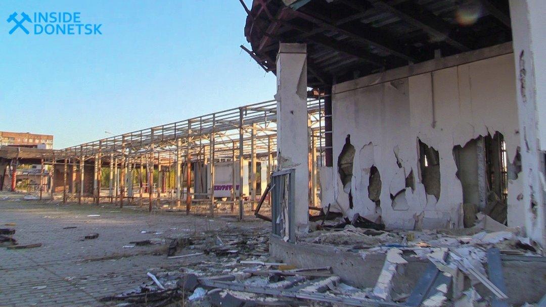 Как сегодня выглядит в Донецке автовокзал «Западный», - ФОТО, фото-5