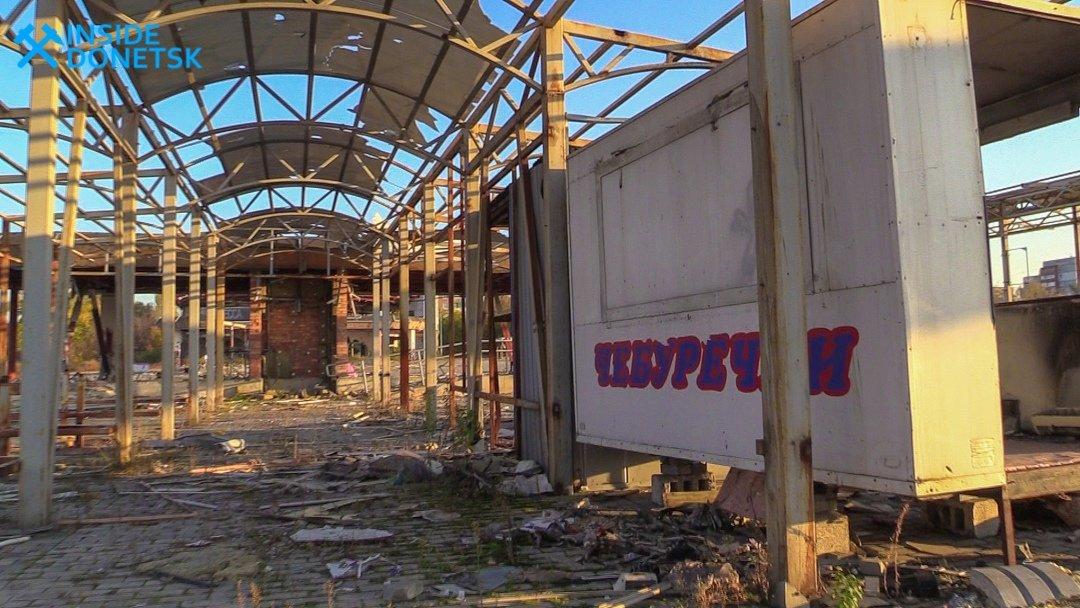 Как сегодня выглядит в Донецке автовокзал «Западный», - ФОТО, фото-4