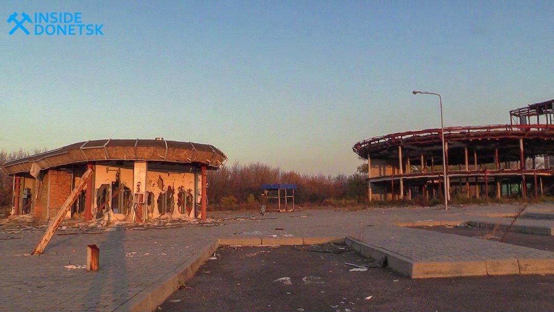 Как сегодня выглядит в Донецке автовокзал «Западный», - ФОТО, фото-1