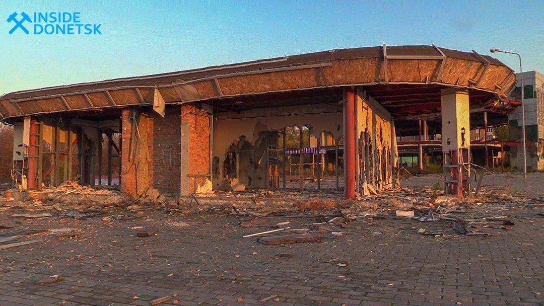 Как сегодня выглядит в Донецке автовокзал «Западный», - ФОТО, фото-2