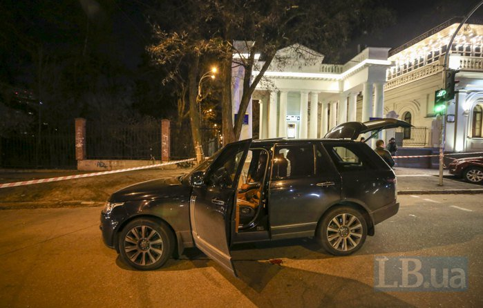 В Киеве расстреляли джип и убили трехлетнего ребенка бывшего зама мэра Донецка и основателя сети «Обжора», фото-1