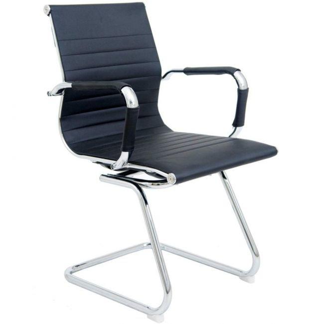 Как выбирать хорошие офисные кресла: разновидности, материалы, дизайн, фото-8