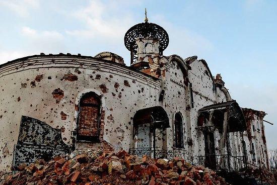 Четыре года со дня битвы за Иверский монастырь: российские наемники превратили обитель под Донецком в огневую точку, фото-2
