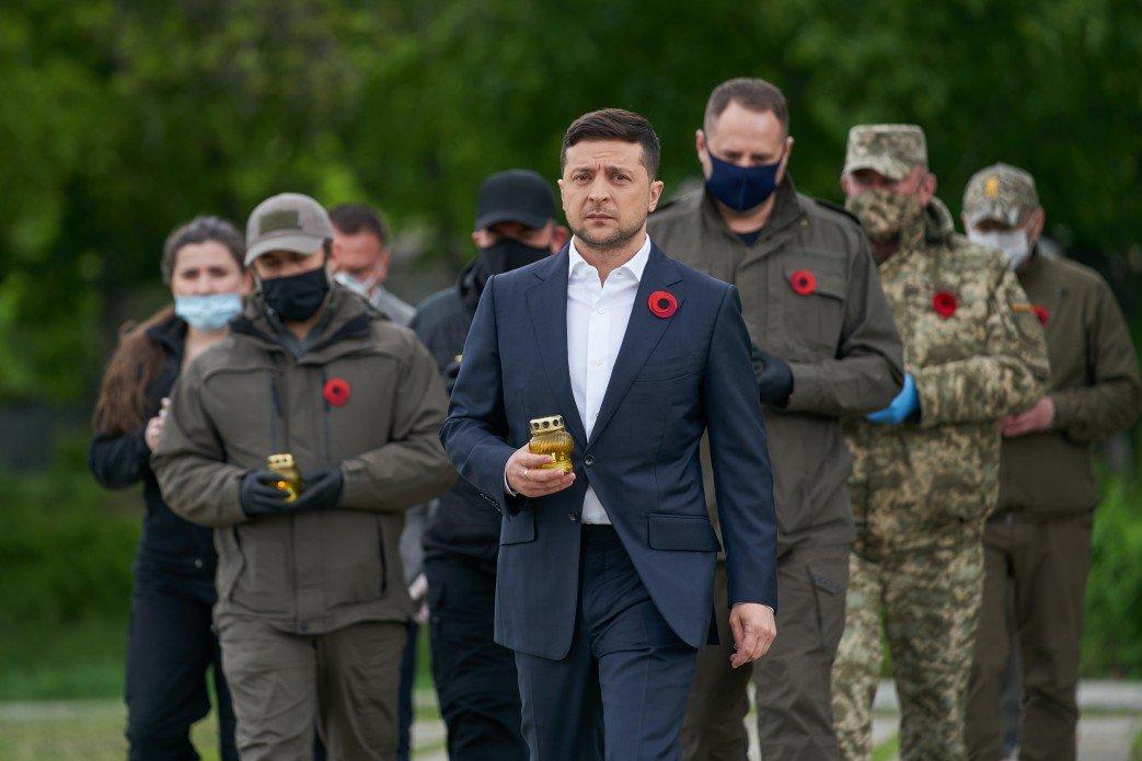 Зеленский посетил границу с Россией в Луганской области, - ФОТО, фото-2