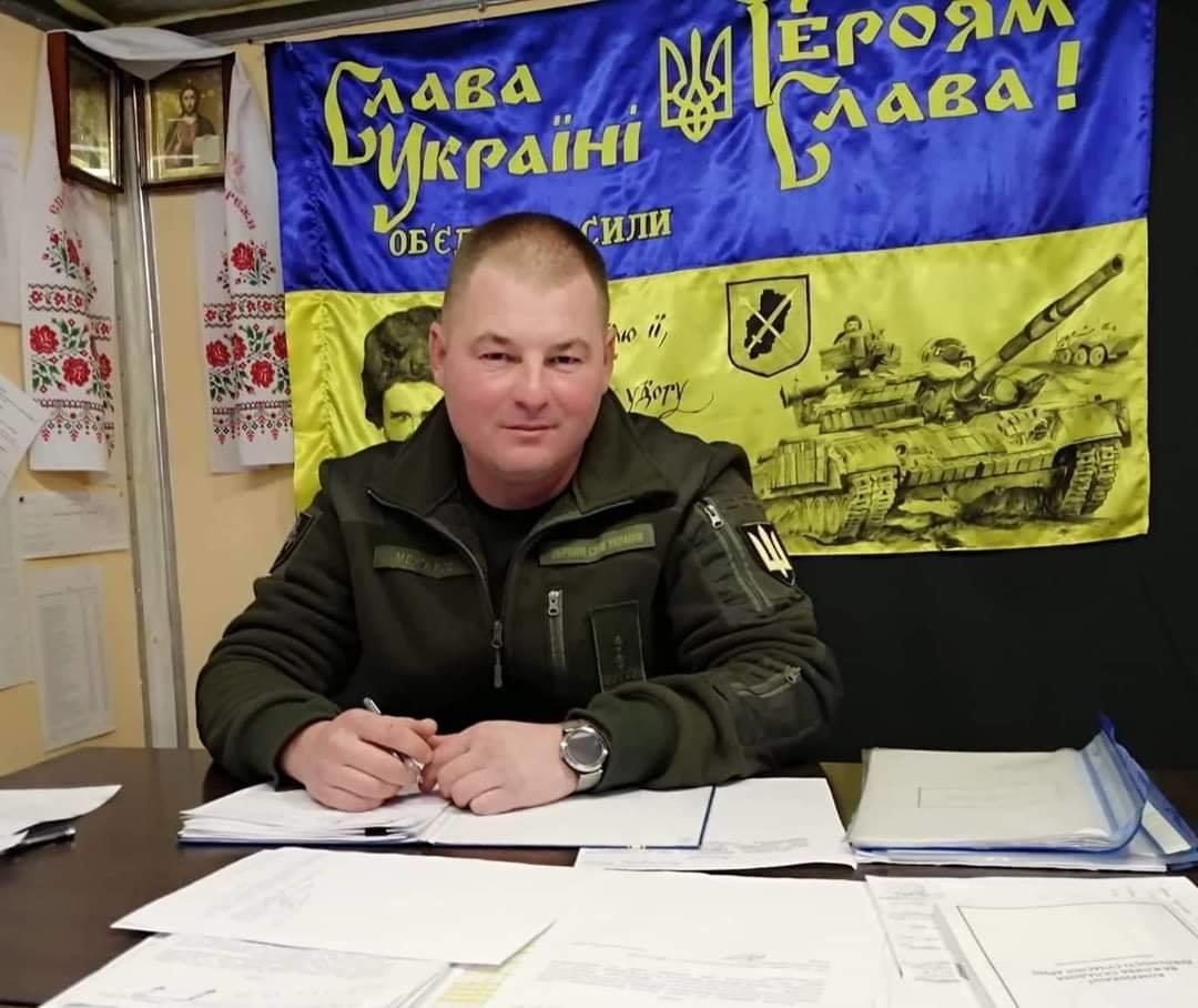 На Донбассе умер комбриг ВСУ, фото-1
