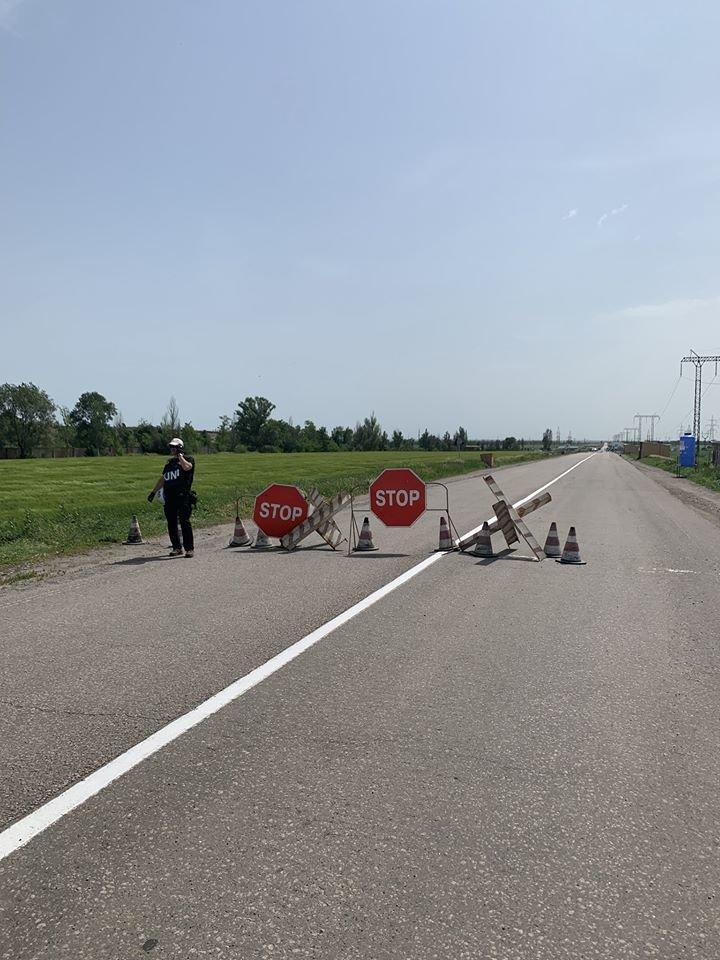 На КПВВ «Марьинка» умер мужчина: российские оккупанты не позолили ему воссоединиться со своей семьей в Донецке, фото-2