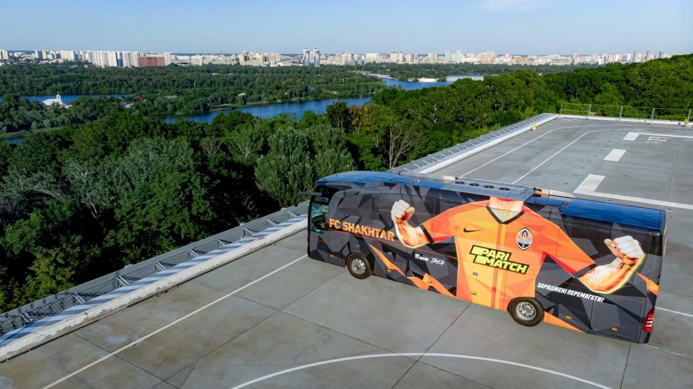 «Шахтер» изменил дизайн клубного автобуса, - ФОТО, фото-4