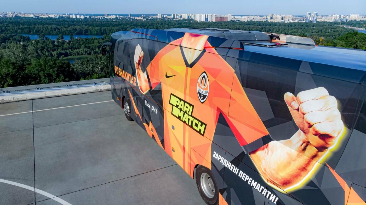 «Шахтер» изменил дизайн клубного автобуса, - ФОТО, фото-2