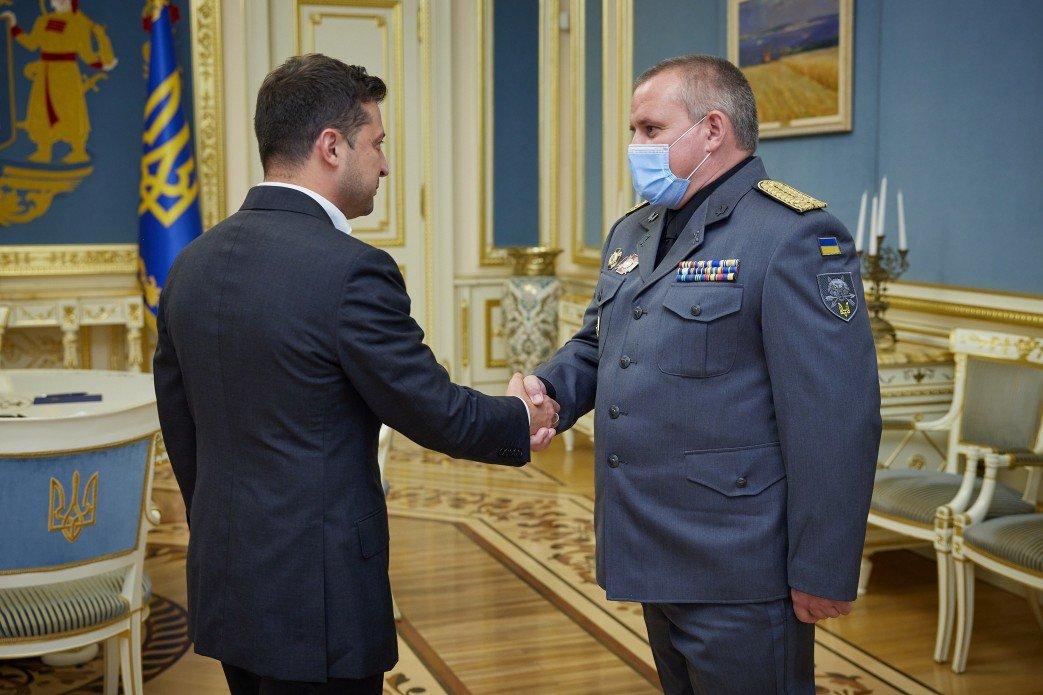 Зеленский назначил нового командующего силами Сил специальных операций, фото-1