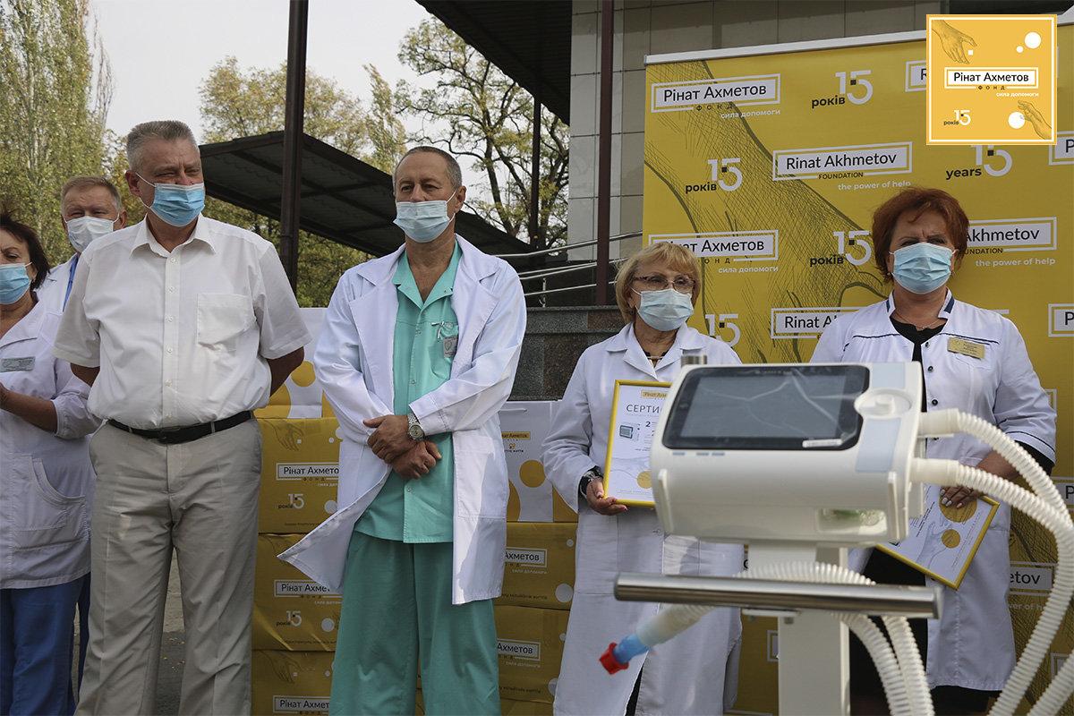 «Никогда не проходим мимо беды»: как Ринат Ахметов помогает Донецкой области в борьбе с коронавирусом, фото-2
