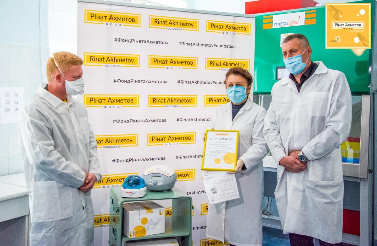 «Никогда не проходим мимо беды»: как Ринат Ахметов помогает Донецкой области в борьбе с коронавирусом, фото-4