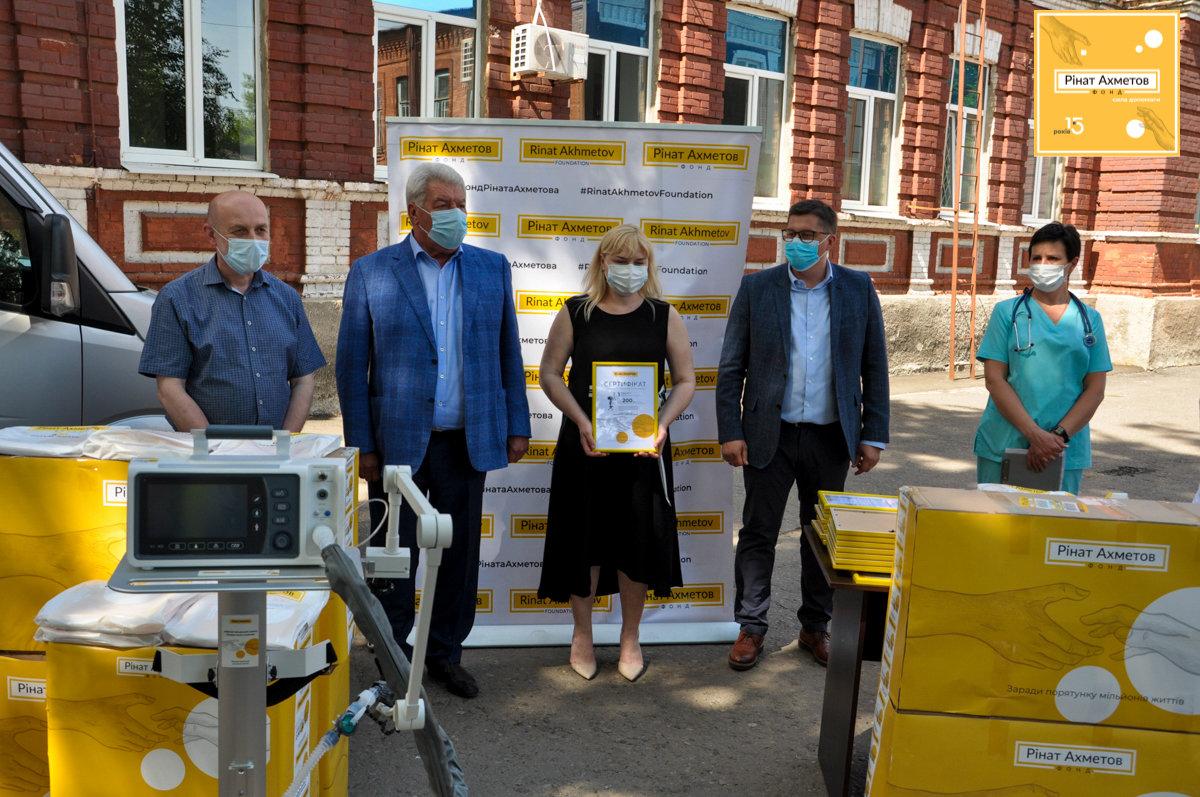 «Никогда не проходим мимо беды»: как Ринат Ахметов помогает Донецкой области в борьбе с коронавирусом, фото-3