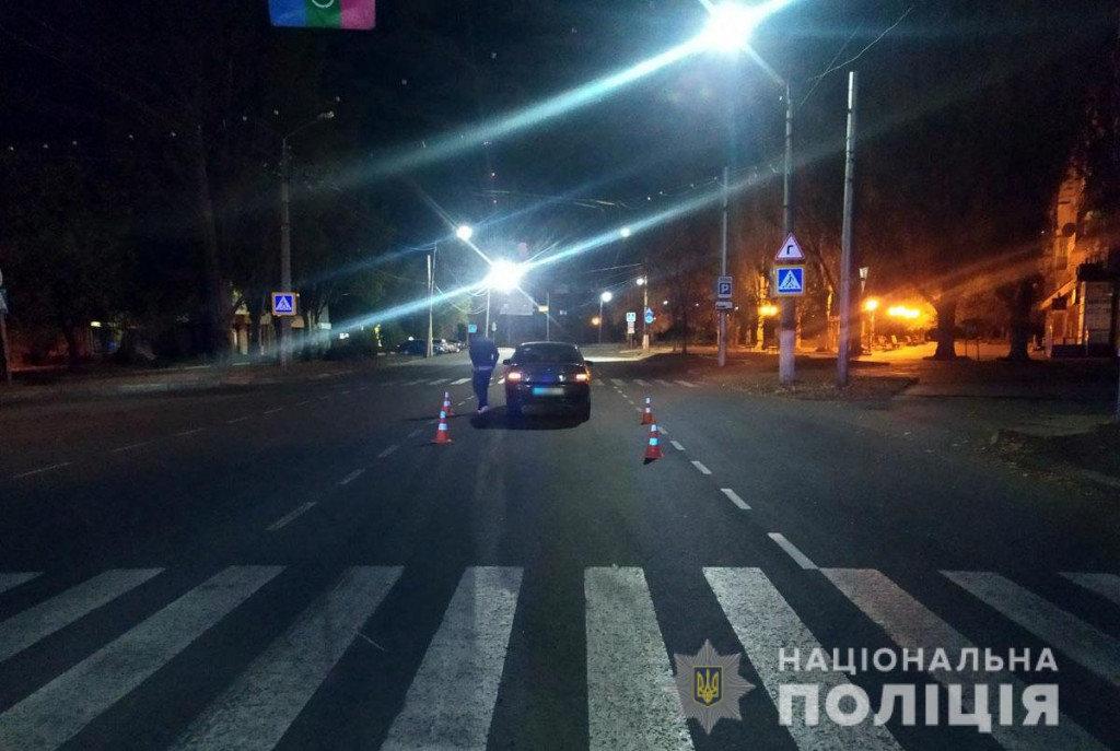В Донецкой области водитель «десятки» сбил на пешеходном переходе 17-летнюю девушку, - ФОТО, фото-1