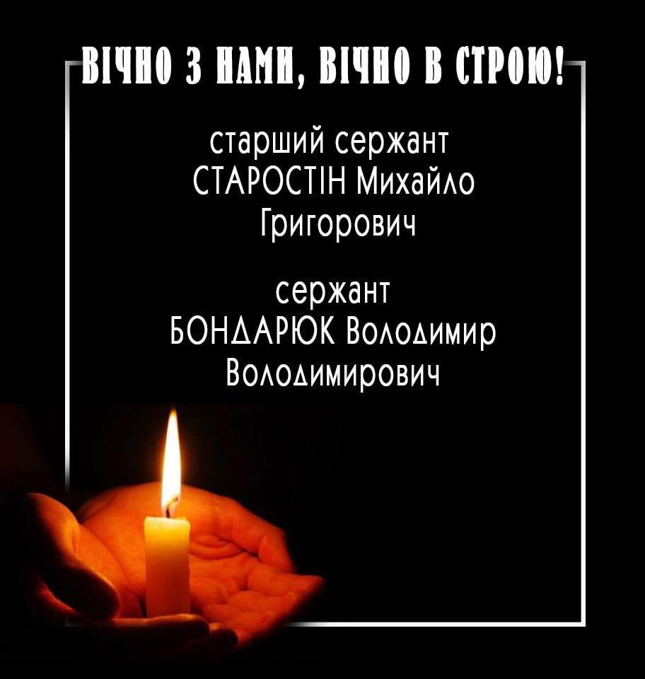Стали известны имена воинов ВСУ, погибших на Донбассе, фото-1