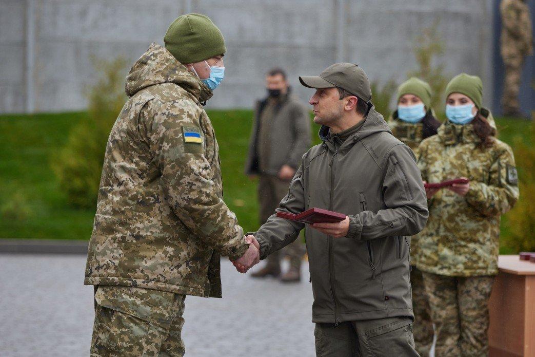Зеленский: Украина восстановит контроль над границей в Донецкой и Луганской областях в полном объеме, - ФОТО, фото-6