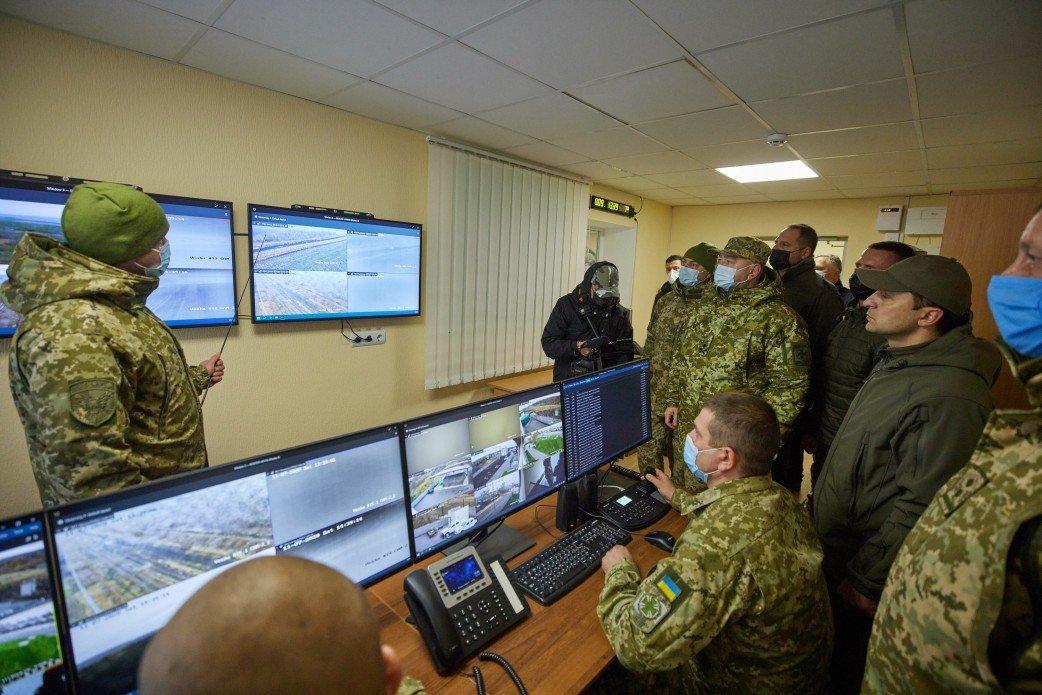 Зеленский: Украина восстановит контроль над границей в Донецкой и Луганской областях в полном объеме, - ФОТО, фото-5