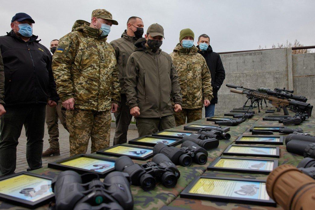 Зеленский: Украина восстановит контроль над границей в Донецкой и Луганской областях в полном объеме, - ФОТО, фото-3