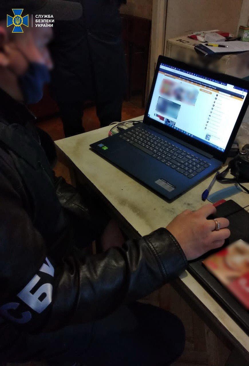 СБУ блокировала деятельность интернет-агитатора, который действовал по заданию российских кураторов, - ФОТО, фото-2