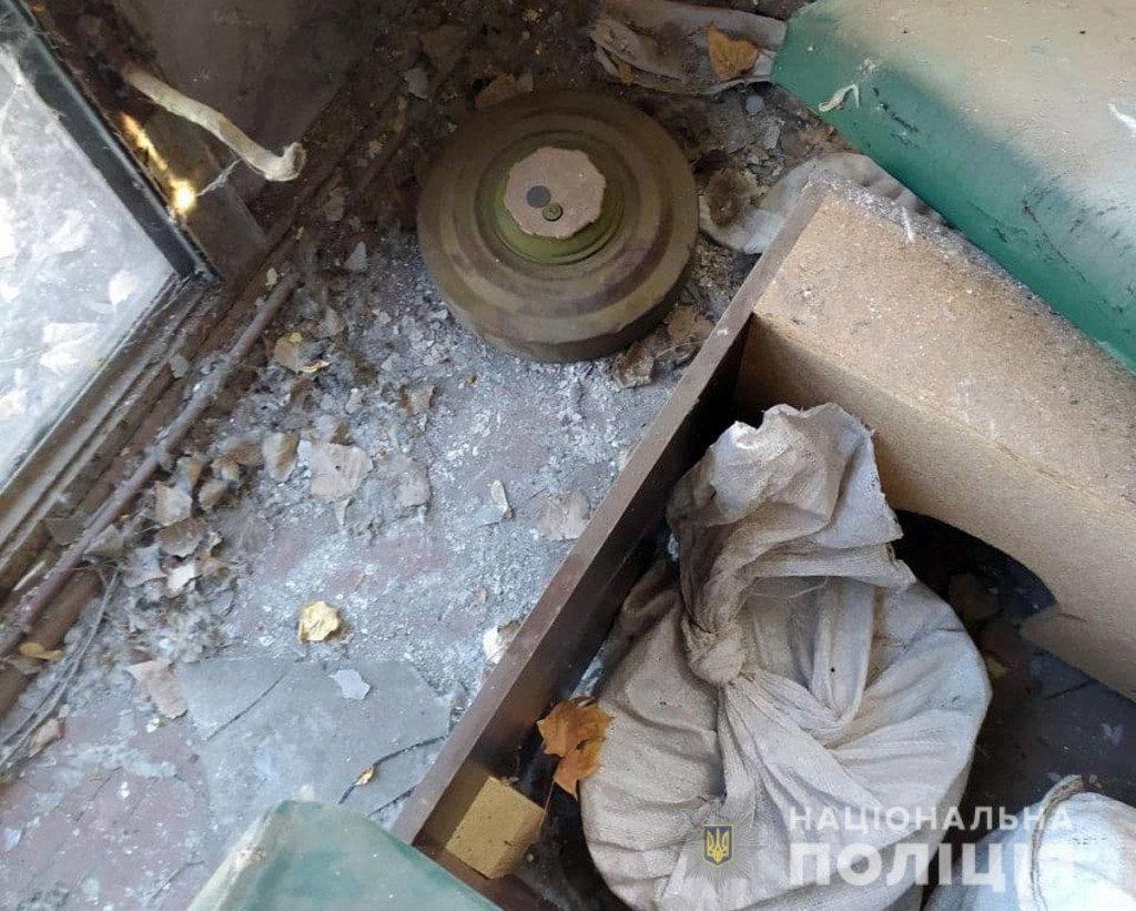 В Авдеевке в кинотеатре нашли мины и боеприпасы, - ФОТО, фото-4