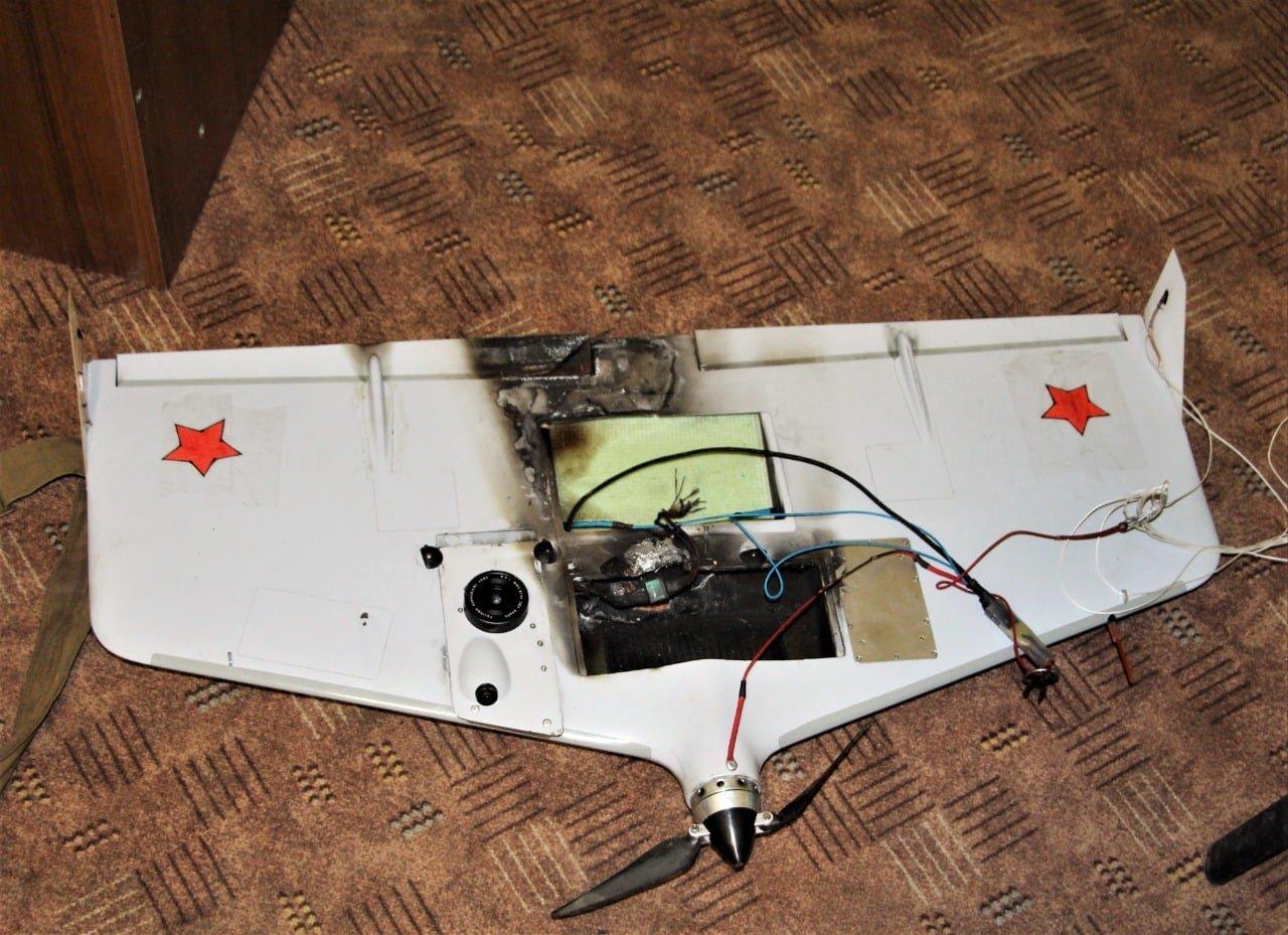 На Донбассе ВСУ сорвали попытку российских диверсантов провести минирование позиций наших войск и сбили дрон, - ФОТО, фото-3