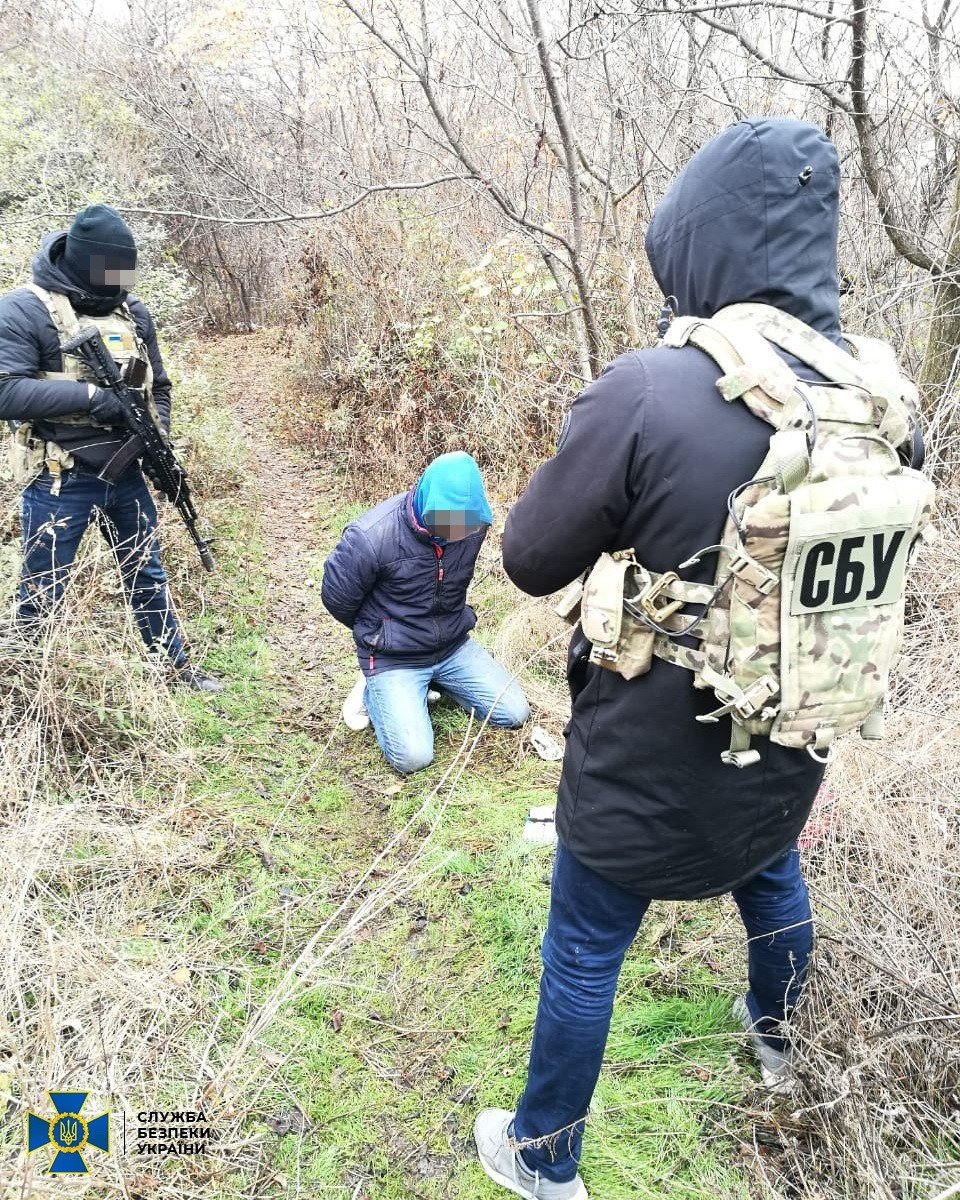 В Донецкой области задержали диверсанта «ДНР», который пытался взорвать электроподстанцию , фото-1