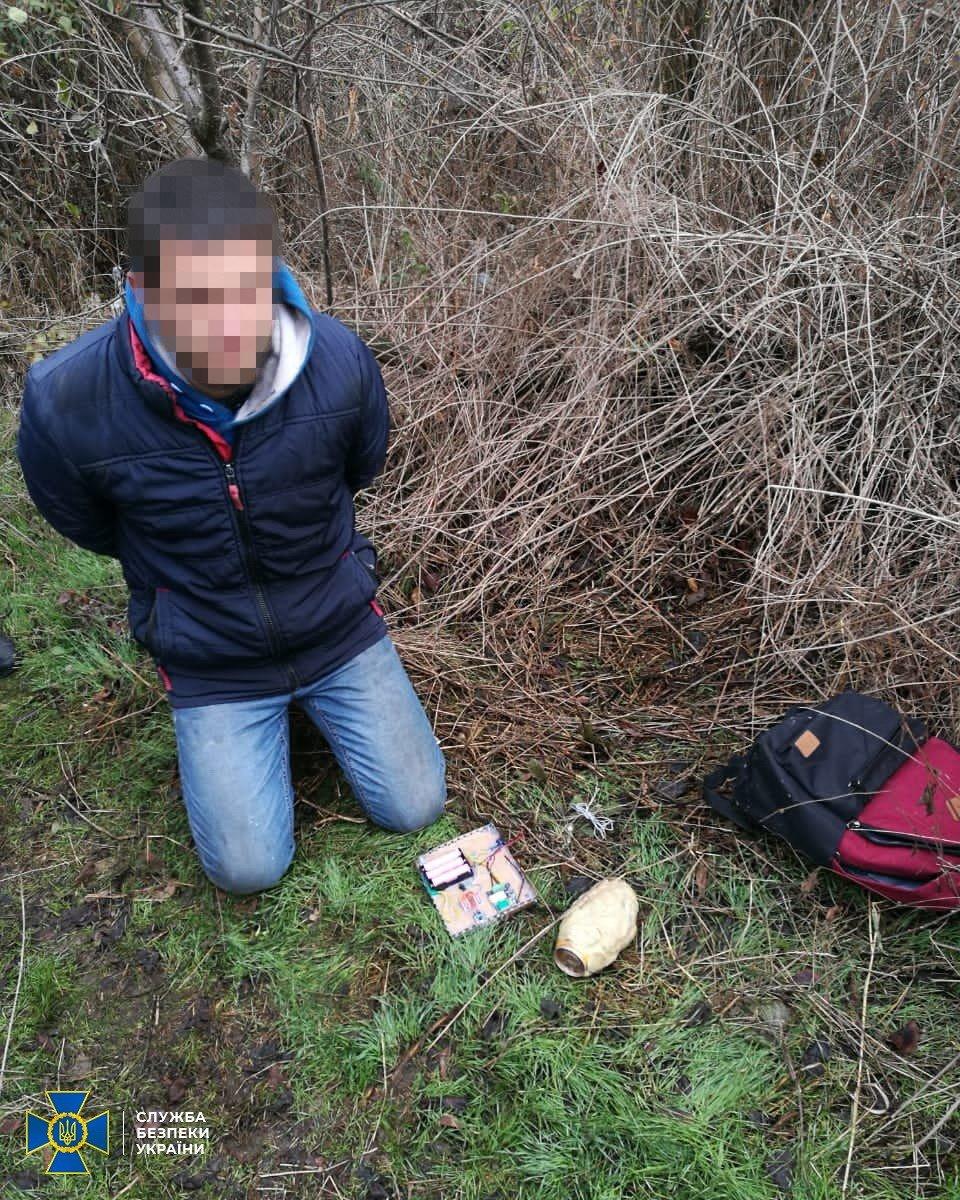 В Донецкой области задержали диверсанта «ДНР», который пытался взорвать электроподстанцию , фото-2
