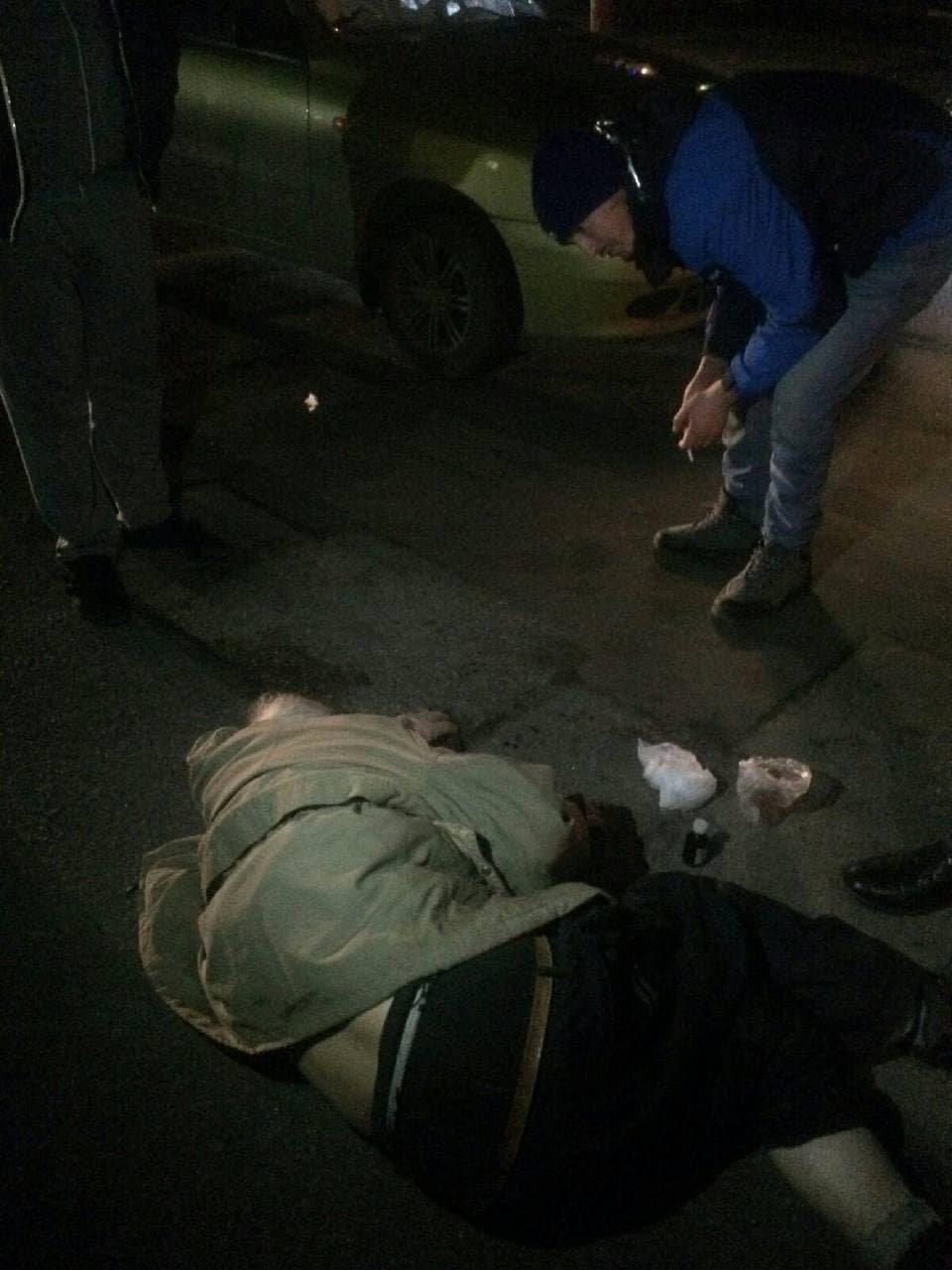 В Донецке насмерть сбили мужчину, - ФОТО, фото-2
