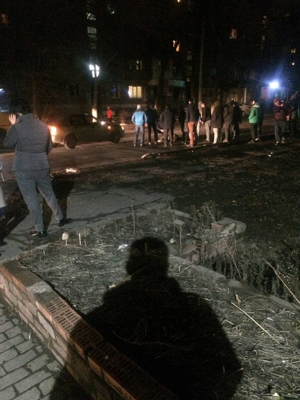 В Донецке насмерть сбили мужчину, - ФОТО, фото-1