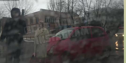 В Донецке «скорая» столкнулась с «Дэу», - ФОТО, фото-1